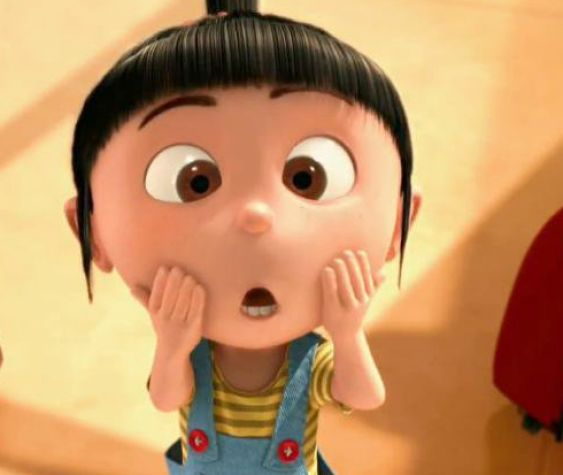 pics of the little girl from despicable me 1