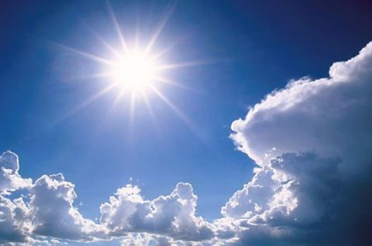 Pics of the sun in the...