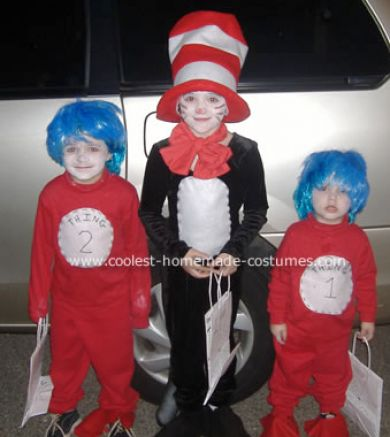 pictures of cat in the hat characters 1
