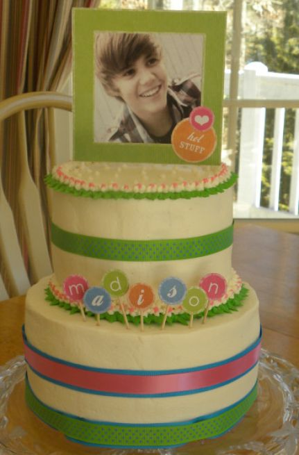 Pictures of justin bieber birthday cakes pictures 4