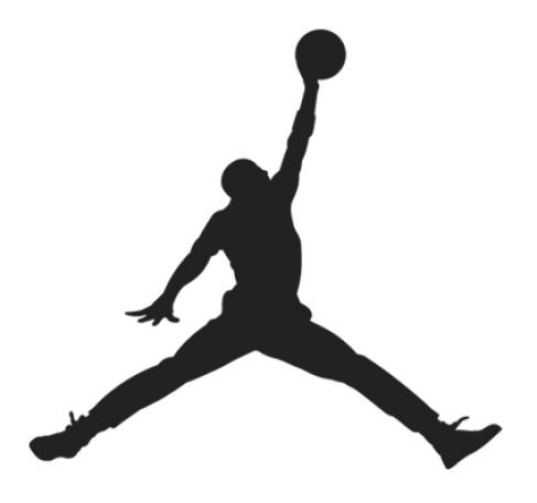 pictures of michael jordan logo 1
