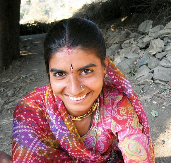 pictures of people from india