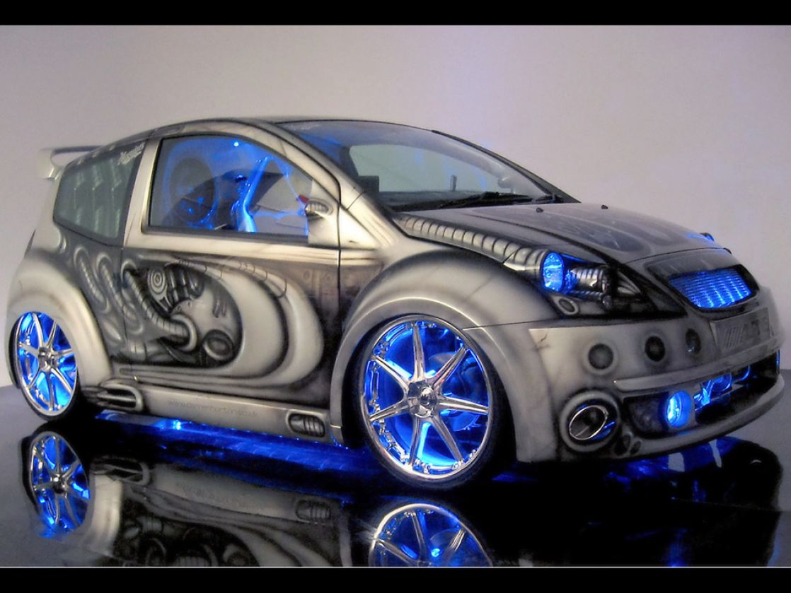 Cool Pimped Out Cars
