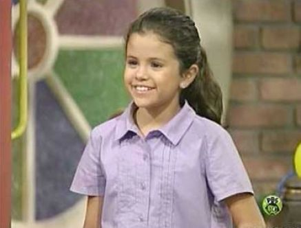 Pictures of selena gomez when she was a little girl pictures 1
