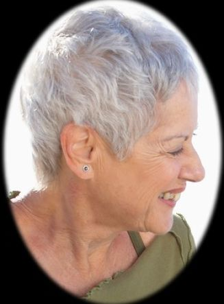 pictures of very short hairstyles for women over 50 2