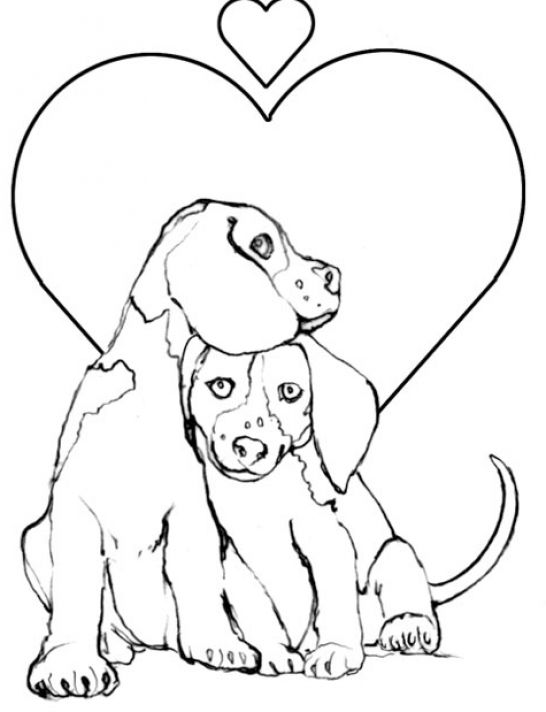 Baby Puppies Coloring Pages Baby Puppy Coloring Pages