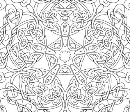 Pin free printable coloring pages to puppy christmas for Coloring pages for older kids