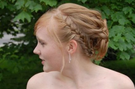 Prom hairstyles for short medium hair pictures 2
