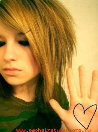 Punk Hairstyles for Girls with Long Hair
