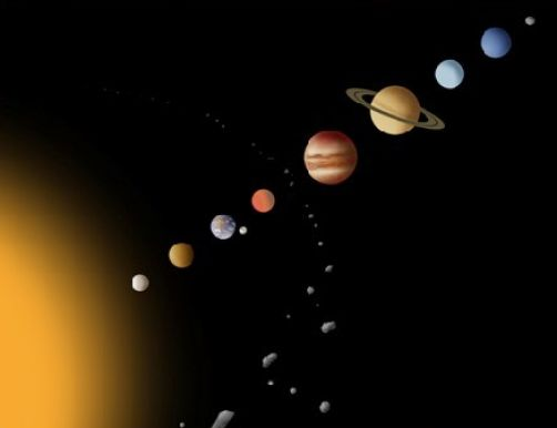 real photography of planets in space - photo #25