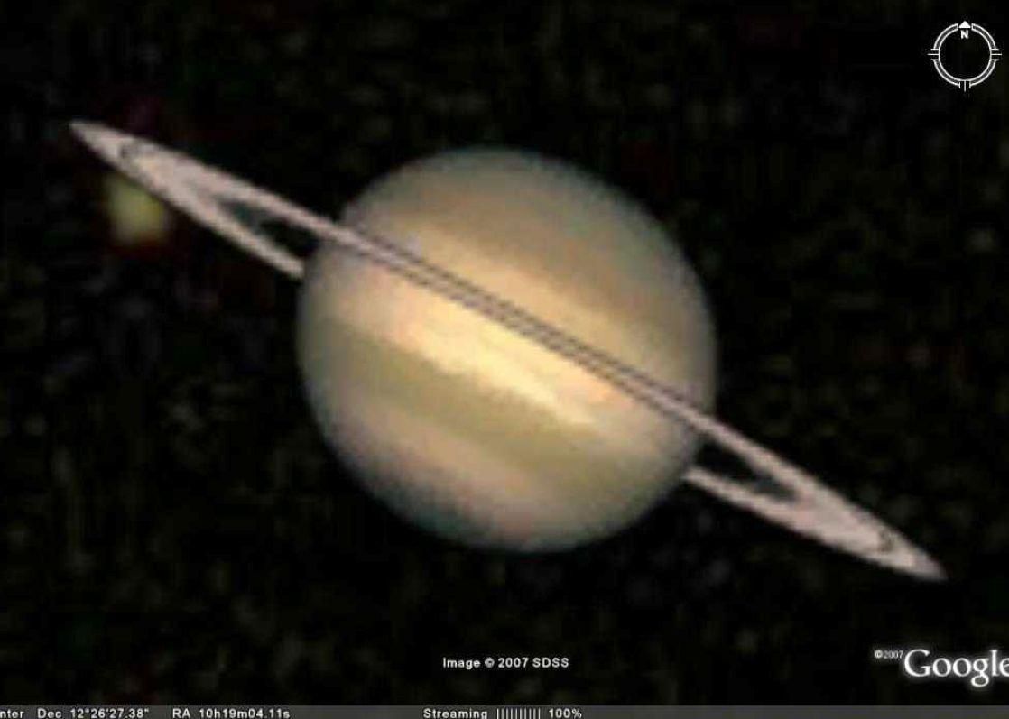 gallery of the planet saturn - photo #33