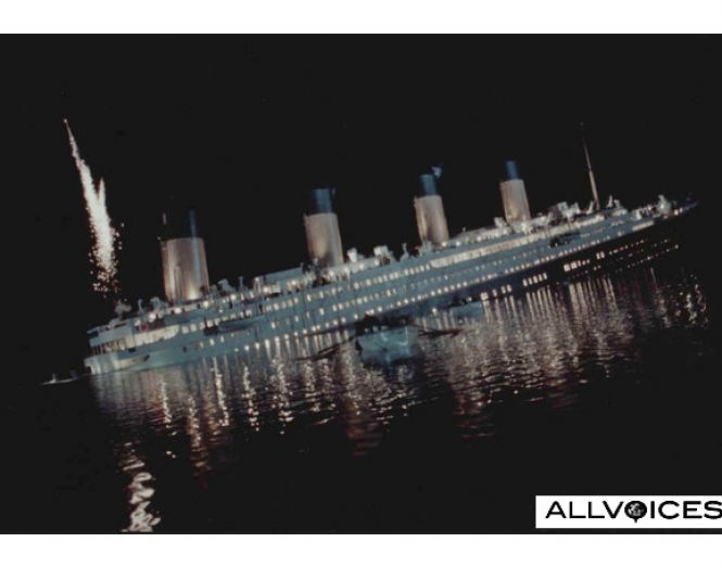 Real Pictures of the Titanic Before It Sank