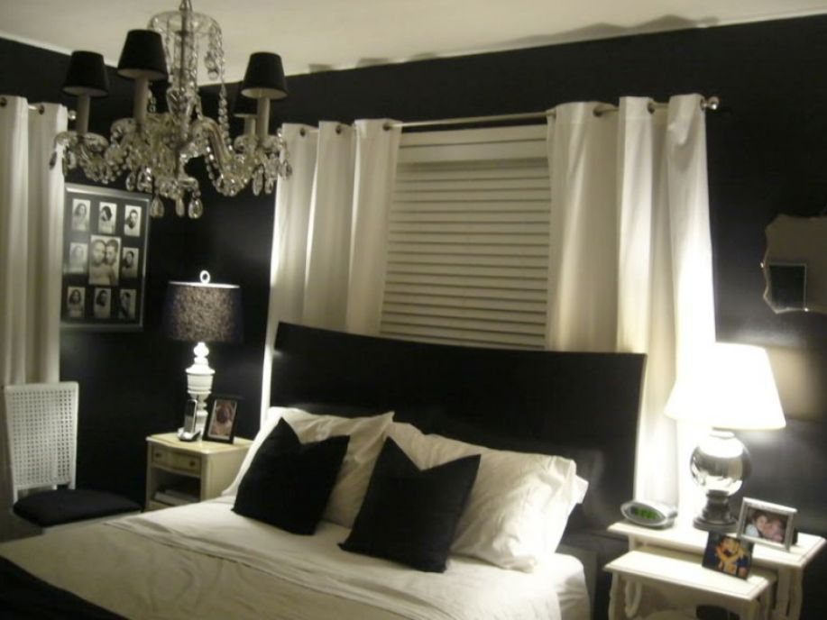 Red black and white bedroom designs - Red white black bedroom ideas ...