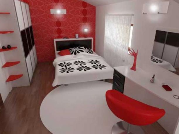 Remarkable Red White and Black Bedroom Ideas 611 x 457 · 31 kB · jpeg