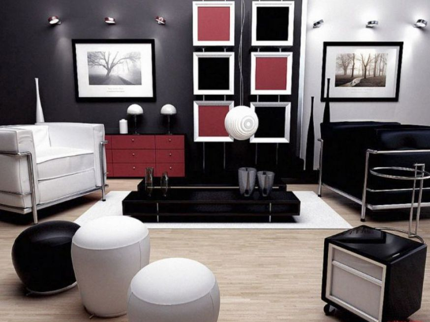 Impressive Black and White Living Room Ideas 874 x 655 · 74 kB · jpeg