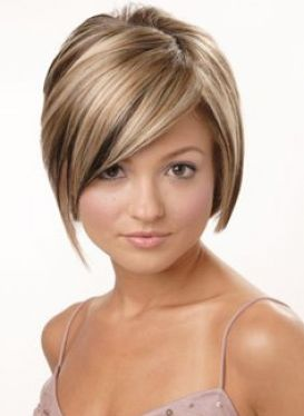 Short blonde hair with brown highlights pictures 1
