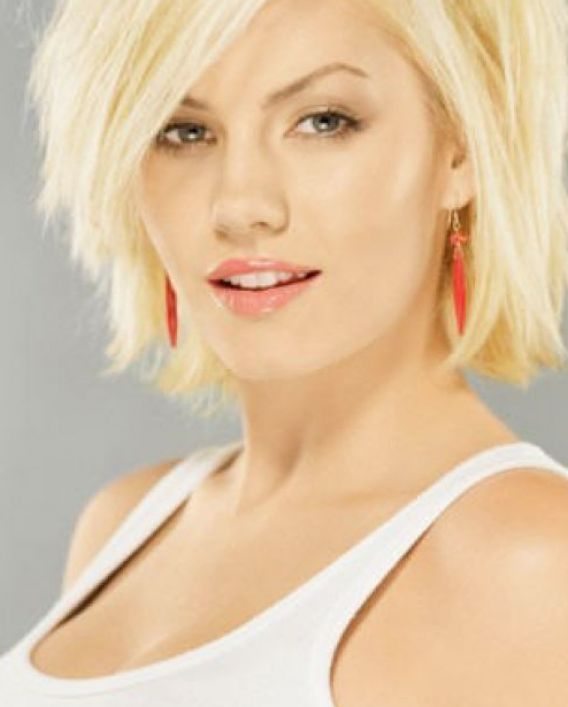Short choppy bob hairstyles pictures 2
