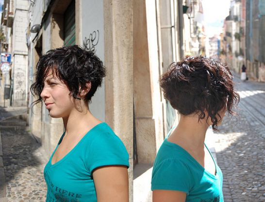 Short curly bob hairstyle pictures pictures 4