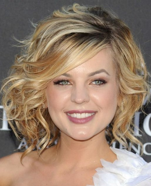 Short curly hair styles 2011 pictures 2