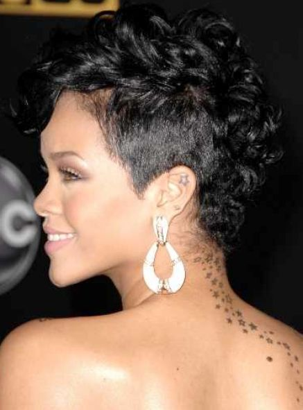 Outstanding Short Mohawk Hairstyles Black Women 437 x 591 · 34 kB · jpeg