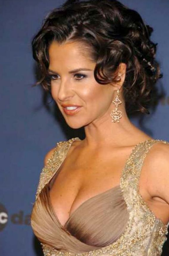 curly formal hairstyles for short hair. Short curly hair styles