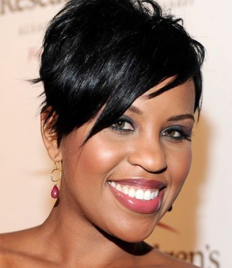 Short hairstyles 2011 for black women pictures 4