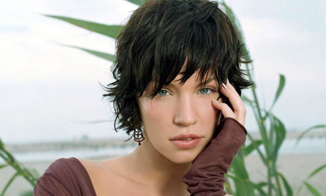 Simple Short Hairstyles For Thick Coarse Hair