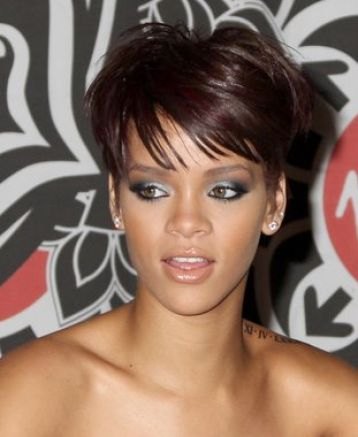 short hair styles for black women with round faces. Hairstyles for round face