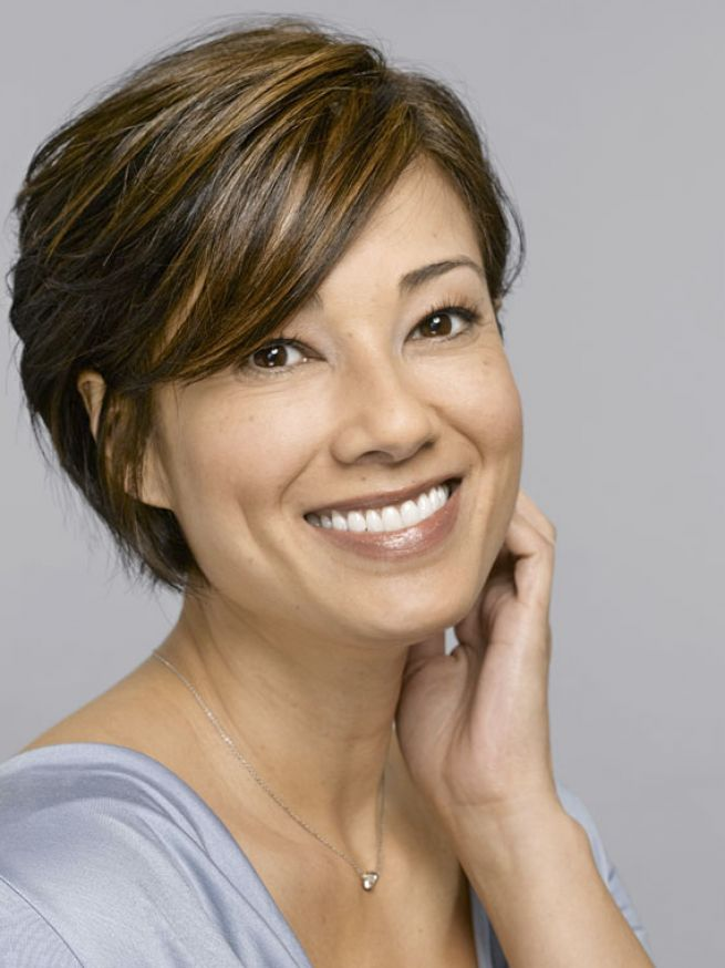 Short Haircuts For Women Over 40 Hair Trends