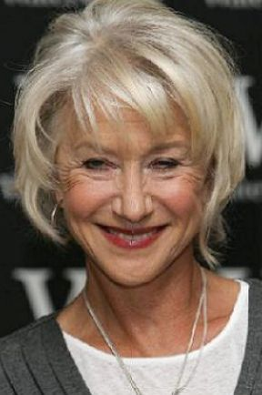 hair styles for women over 50 with fine hair. Short hair styles for women