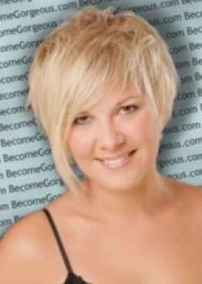 Side Swept Wedding Hairstyles on Short Hairstyles With Side Swept Bangs 4 Jpg