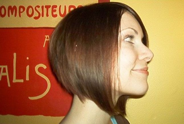 Short layered bob hairstyles 2011 pictures 2