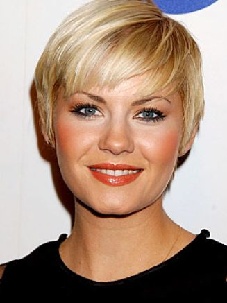 Short layered hairstyles for fine hair pictures 3