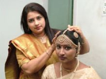 south indian bridal makeup pictures 1