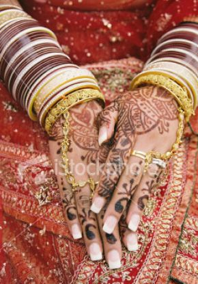 south indian bridal makeup pictures 4