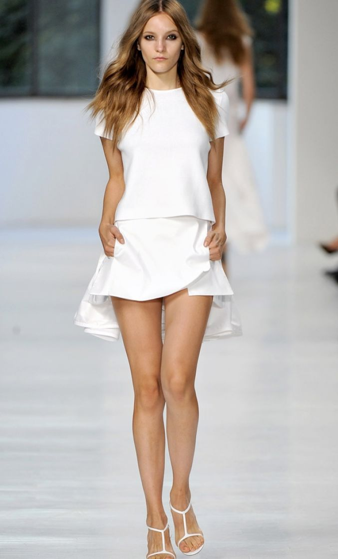 Spring 2011 fashion women pictures 2