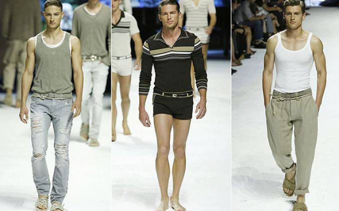 Spring summer 2011 fashion trends for men pictures 1