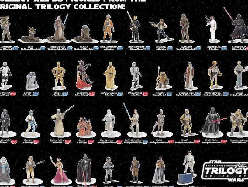 Star Wars Characters List Pictures to Pin on Pinterest ...