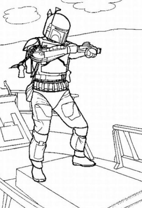 Free coloring pages of lego arc trooper for Star wars clone wars coloring pages