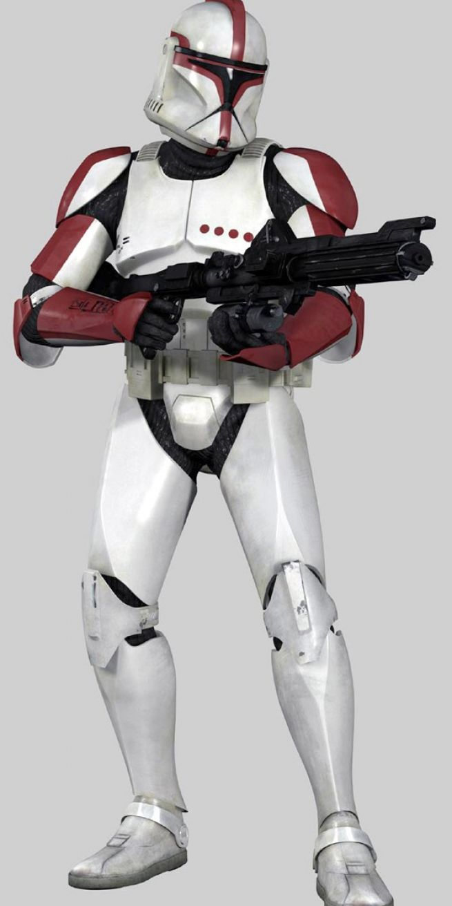Star wars the clone wars clone captain pictures 1