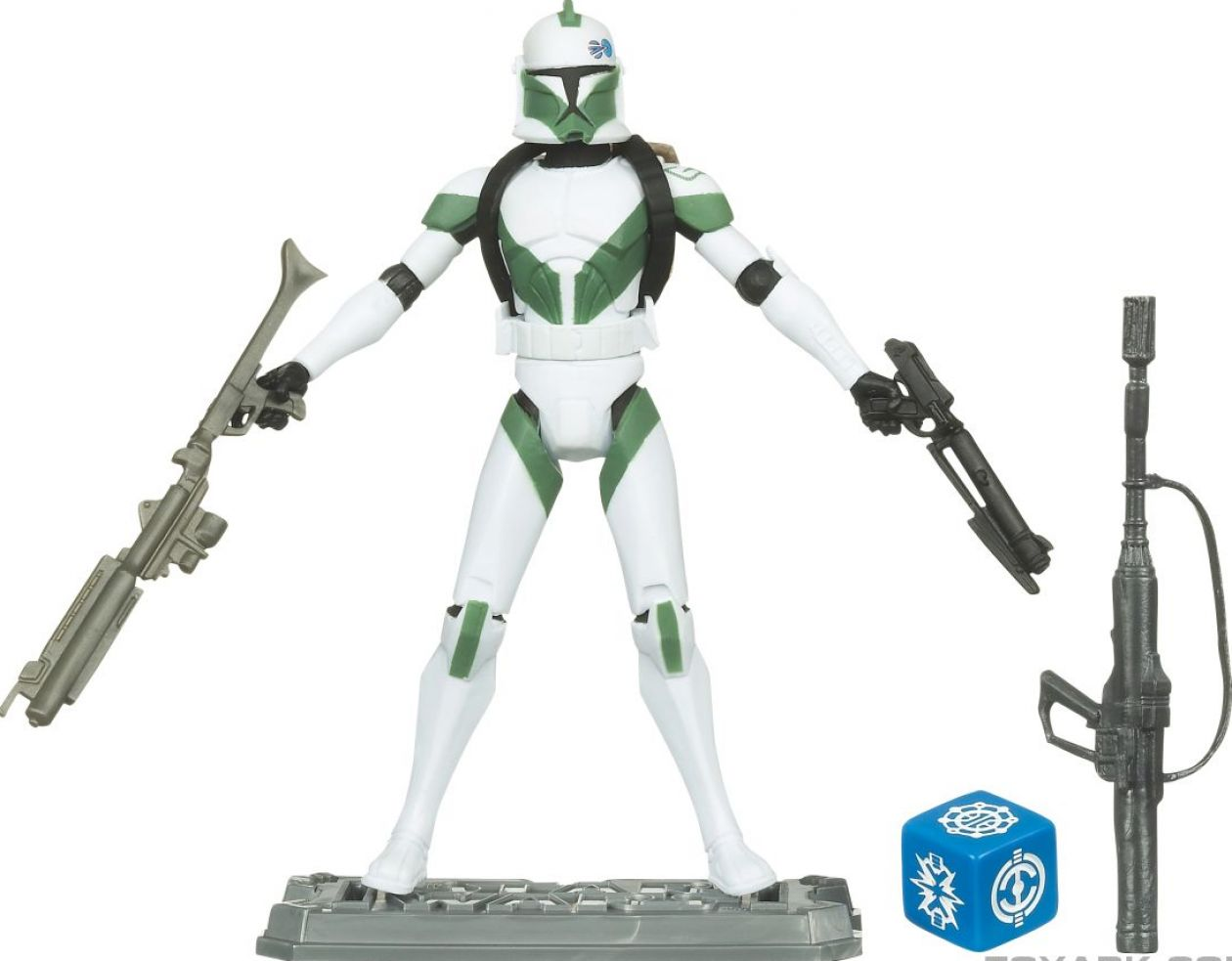 Star wars the clone wars clone trooper draa pictures 1
