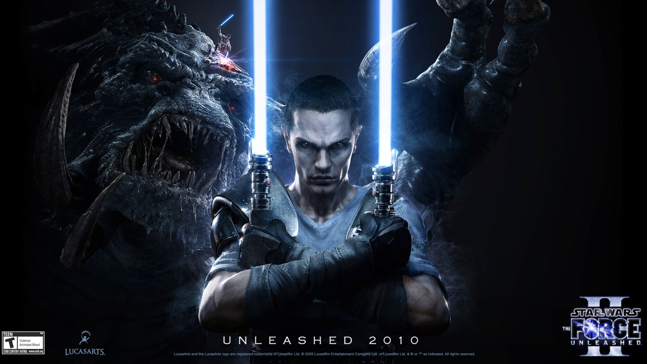the force unleashed-#10