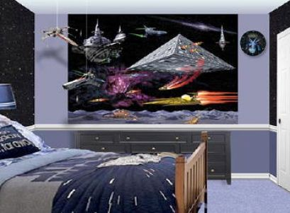 kids wallpaper borders. Star wars wallpaper border