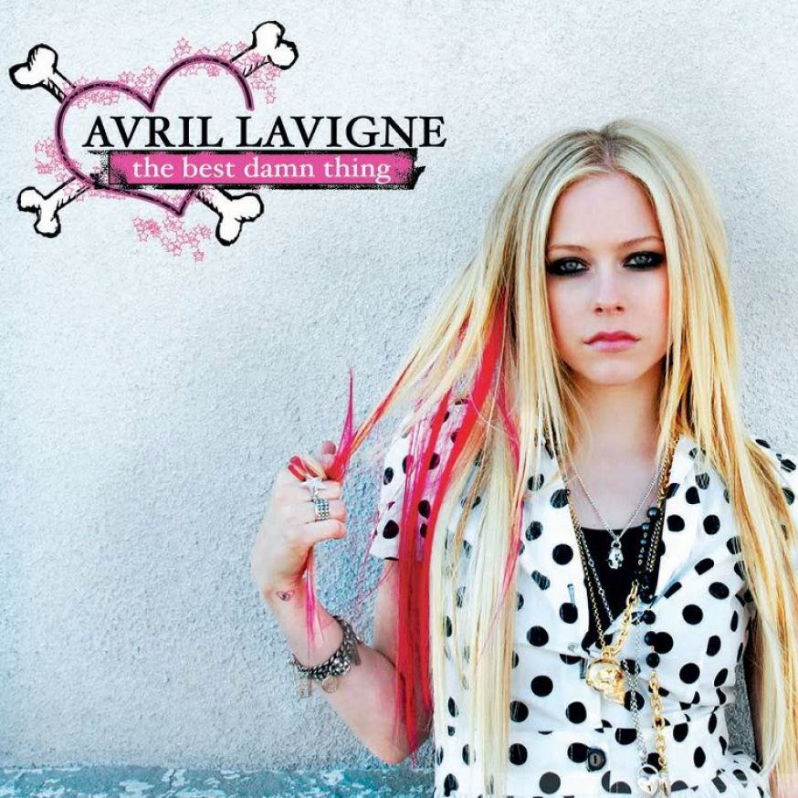 avril lavigne best damn thing album. Avril lavigne the est damn