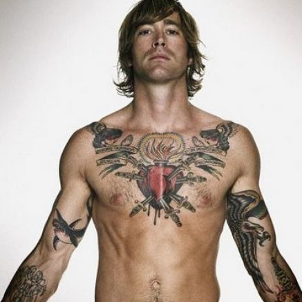 cross tattoos for men on back. The best tattoos for men chest