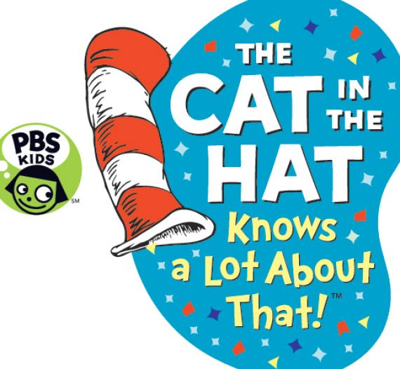 Cat In The Hat Color Pages
