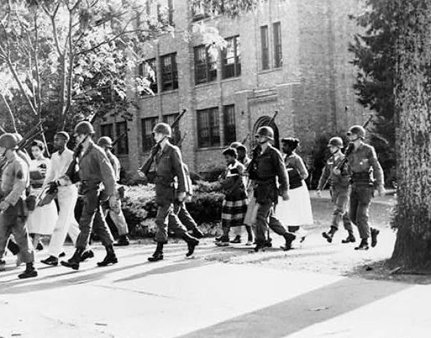 the little rock nine facts 3