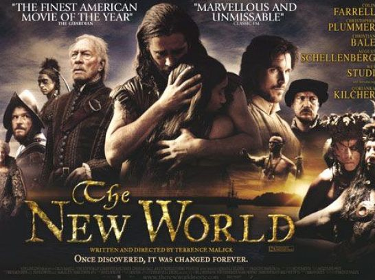 The new world movie poster pictures 2