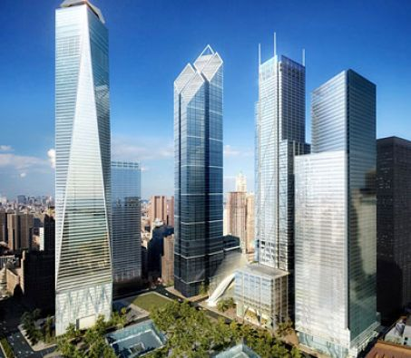 The new world trade center in new york pictures 1