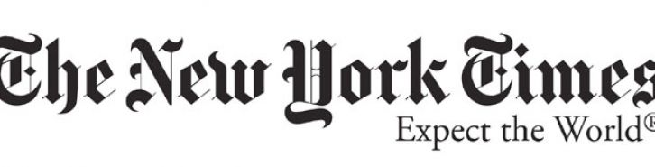 the new york times logo. The new york times breaking